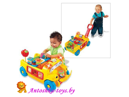 Автобус с кубиками Fisher Price